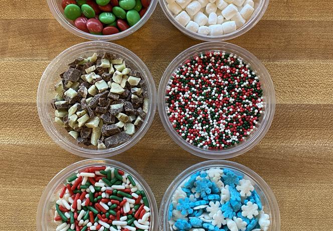 Holiday Sprinkles
