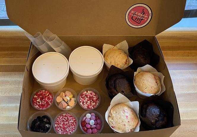 Valentine Kit Six Box ($12)