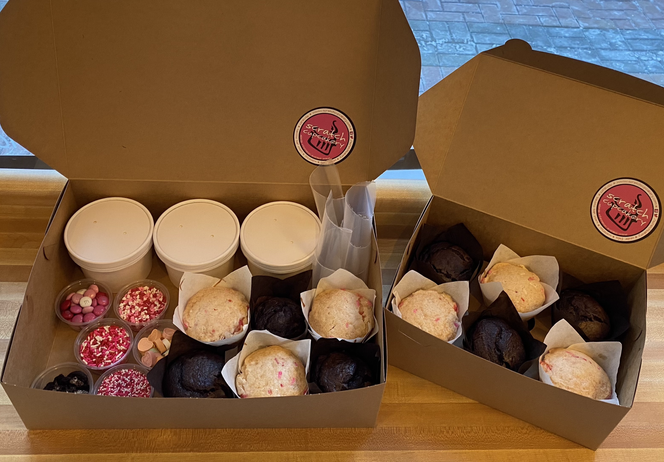 Valentine Kit Dozen Box ($24)