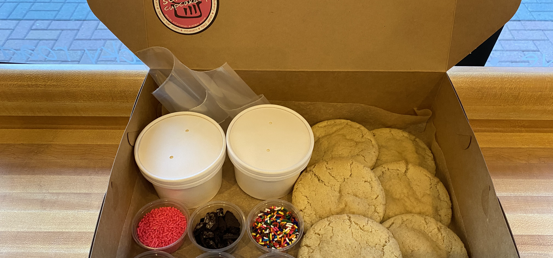Classic Kit Six Box Cookies ($12)
