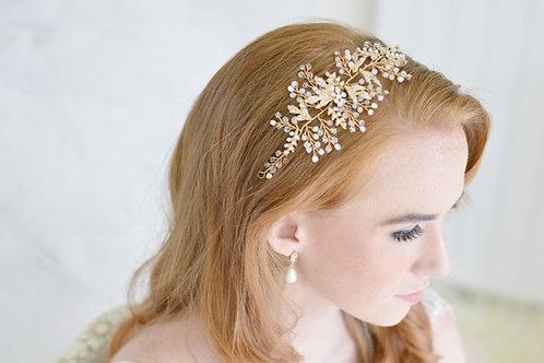 Vintage Inspired Bridal Adornment