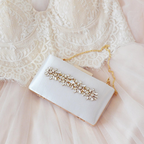 OPAL Bridal Clutch Bag
