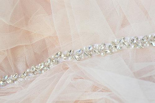 CHARLENE Delicate Wedding Dress Belt
