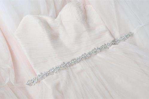 OPAL Beautiful Vintage Inspired Bridal Belt/Sash