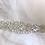 Thumbnail: AURELIA  Vintage Crystal Bridal Sash/Belt
