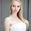 Thumbnail: Vintage Inspired Crystal Bridal Bolero