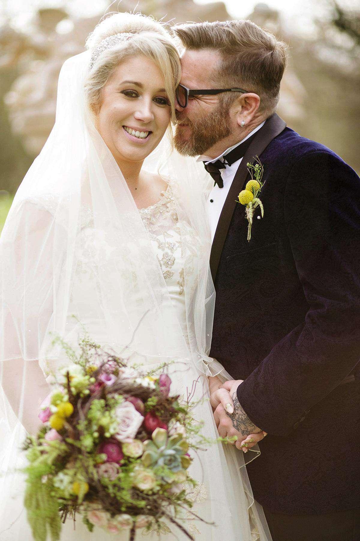 Kate & Darren
