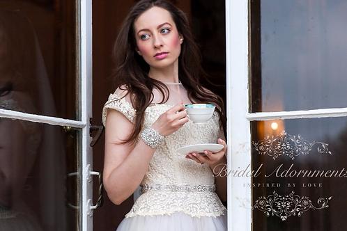 Bridal bollero