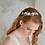 Thumbnail: ARABELLA Bejewelled Gatsby Style Headband