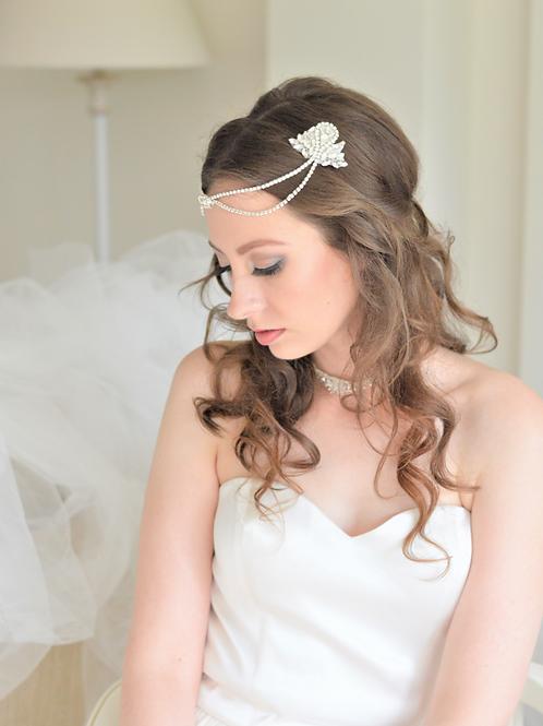 CECELIA Vintage Inspired Bridal Headpiece