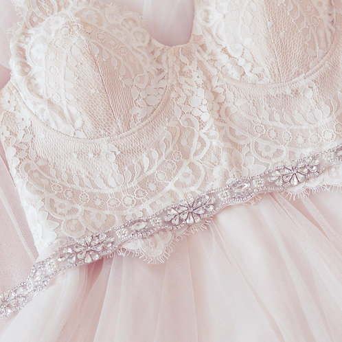 ANNA  Wedding Dress Belt