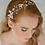 Thumbnail: Gorgeous Silver Headband Hair Vine