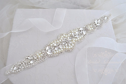 MELINDA Wedding Dress Bridal Belt
