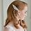 Thumbnail: BELINDA Crystal Vintage Inspired Bridal Hair Comb