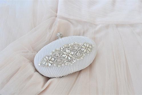ADELE Bridal Clutch Bag