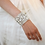 """Thumbnail: """"BELLE"""" Stunning Timeless Crystal Bridal Cuff"""