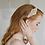 Thumbnail: Gold Opal and Crystal Bridal Headband