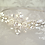 Thumbnail: IRENE Vintage Inspired Crystal Bridal Headband