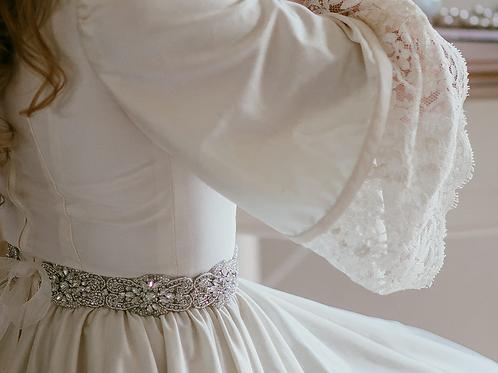 DOLORES Stunningly Beautiful Bridal Belt