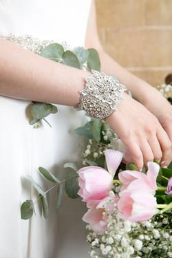 Bridal Bracelets and Cuffs