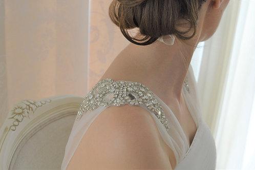 JANINE Wedding dress straps