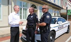 Law Enforcement Partner