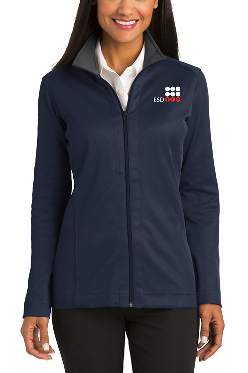 Women's Full-Zip Blend Jacket L805-ESD