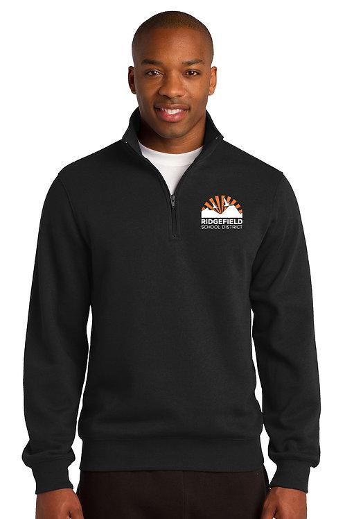 Mens 1/4-Zip Sweatshirt ST253-RSD