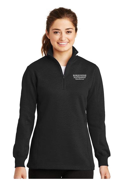 Ladies 1/4 Zip Pullover LST253