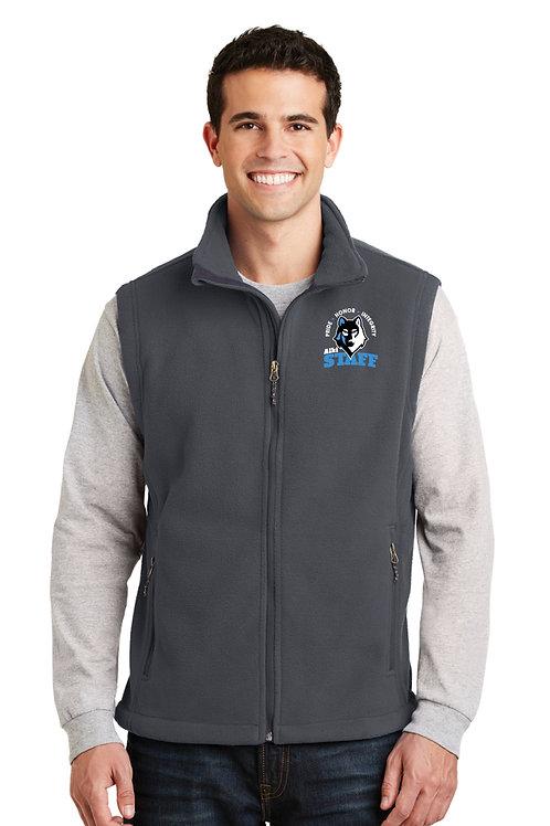 Adult Full-Zip Fleece Vest F219-STAFF