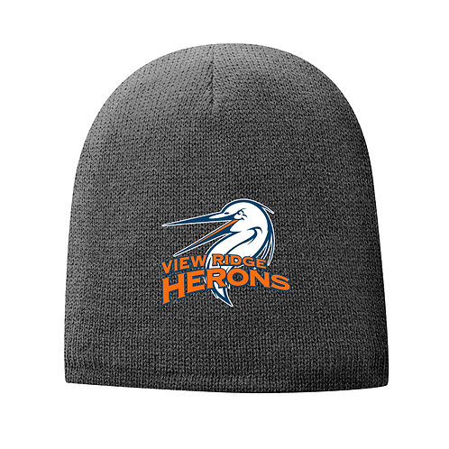 Fleece-Lined Beanie Embroidered Logo - CP91LVR