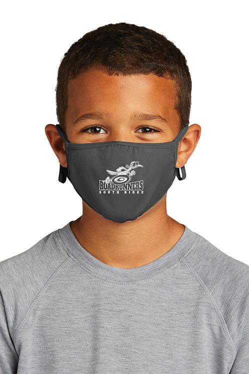 Youth Face Masks YSTMSK350-SRR