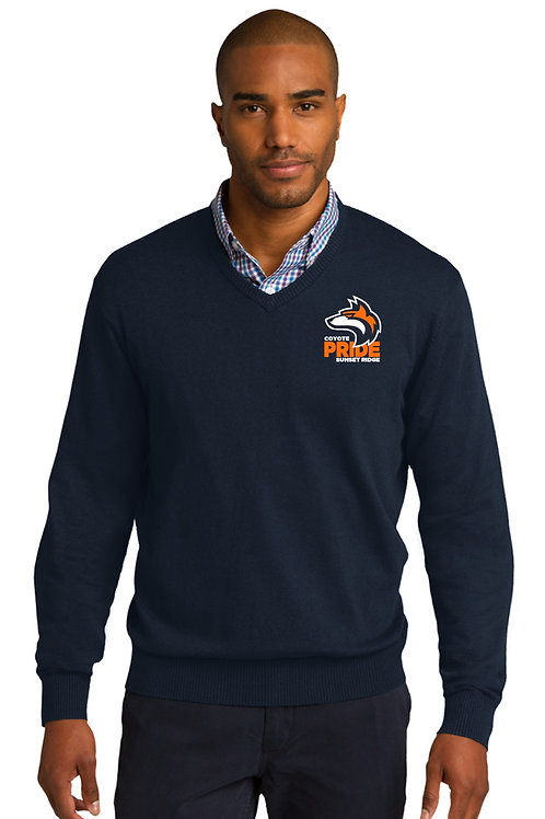 Adult V-Neck Sweater ASW285-COYS