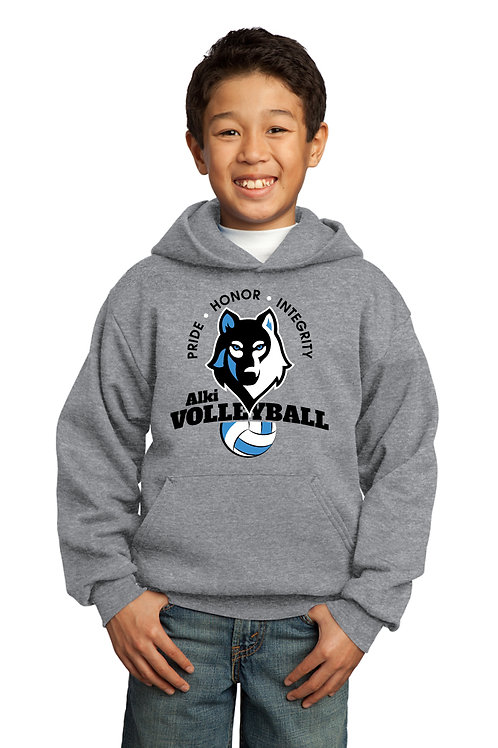 Heavyweight Youth Hoodie 7.8 Ounce - PC90YH
