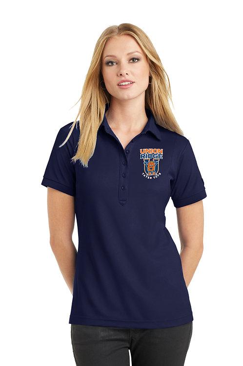 Women's Performance Polo Shirt LOG101-URSLOGO2