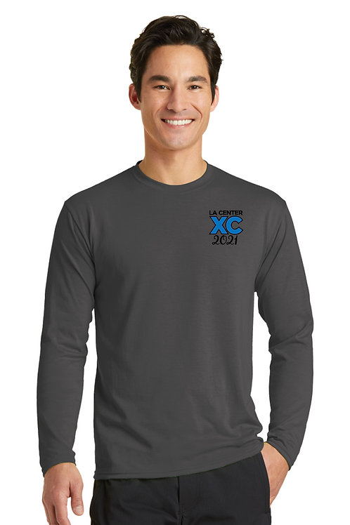 Soft Performance Long-Sleeve