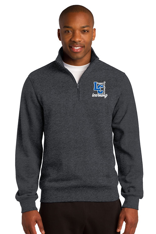 Men's 1/4-Zip Sweatshirt ST253-LCSTAFF
