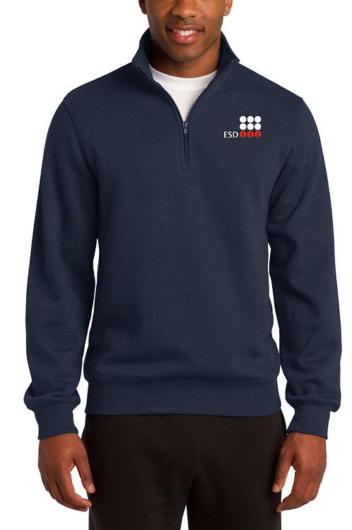 Men's 1/4 Zip Sweatshirt ST253-ESD
