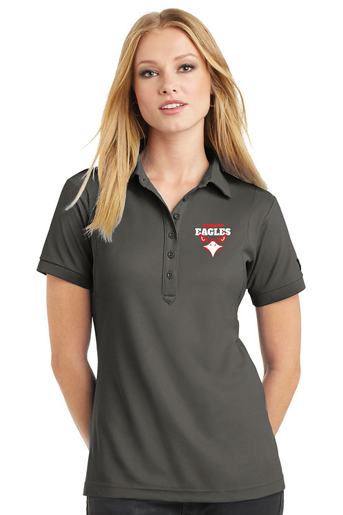 Ladies Performance Polo EAGLE EYE DESIGN