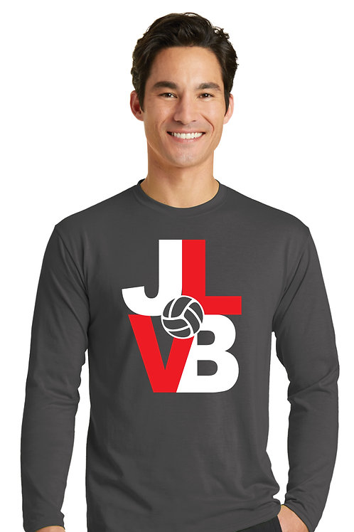 Adult Long-Sleeve Performance - JLVB
