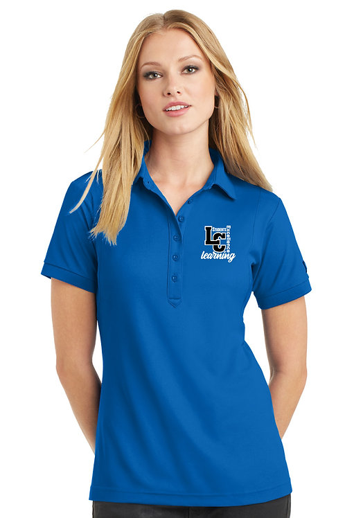 Ladies Polo Shirt LOG101-LCSTAFF