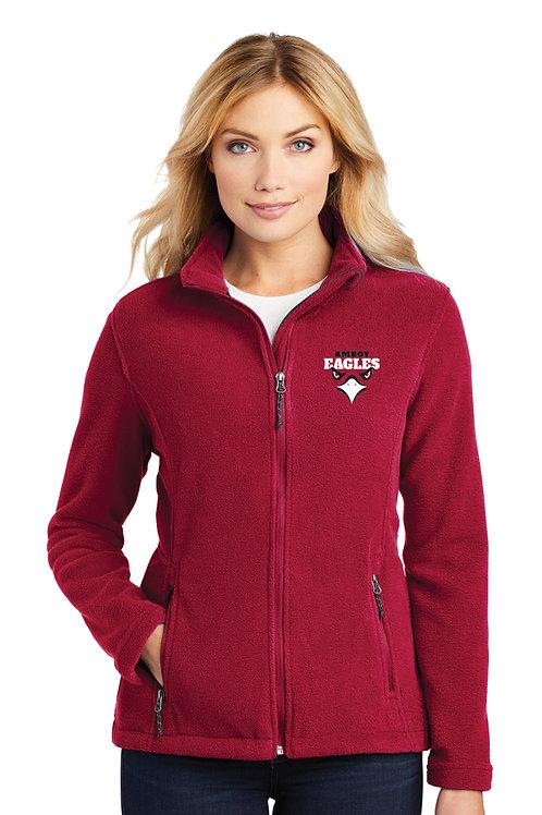Ladies Zip Jacket EAGLE EYE DESIGN