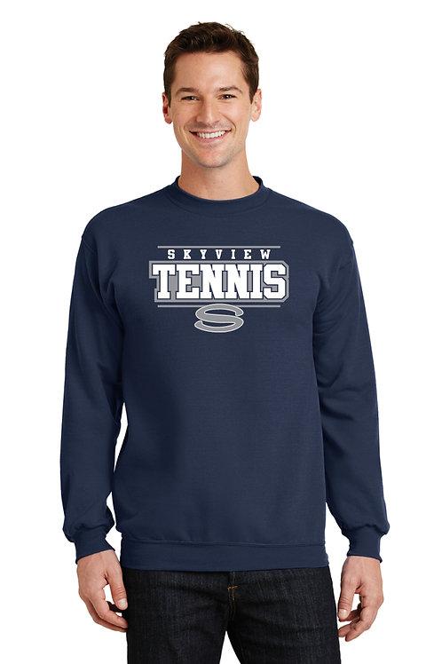 Fleece Crewneck Sweatshirt PC78-SKY
