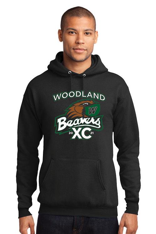 Fleece Hoodie WD-XC