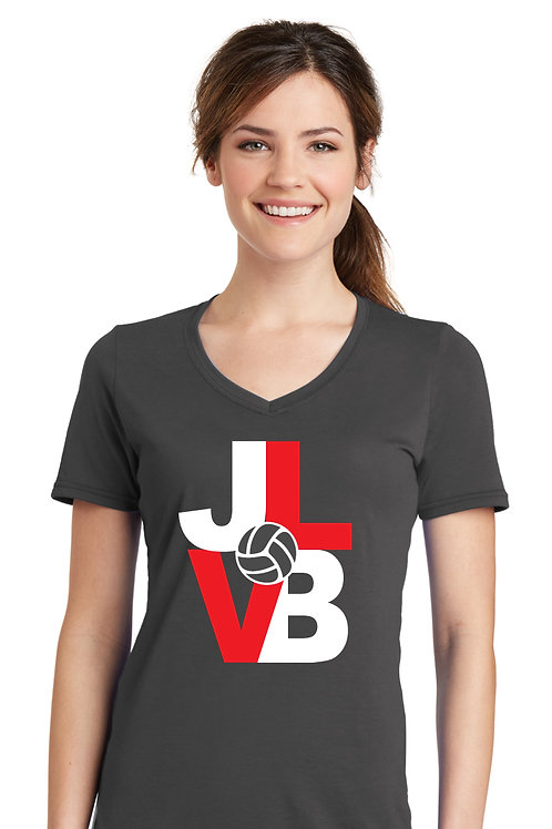 Women's Soft Performance V-Neck - JSVB