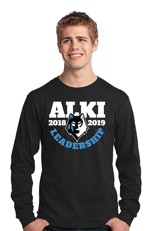 Men's Long-Sleeve Tee PC54LS-ALKI