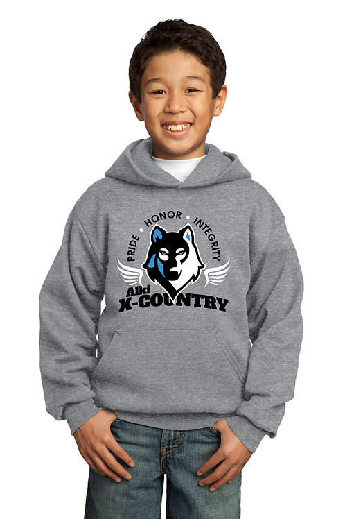 Heavyweight Youth Hoodie 7.8 Ounce - PC90YH-AXC