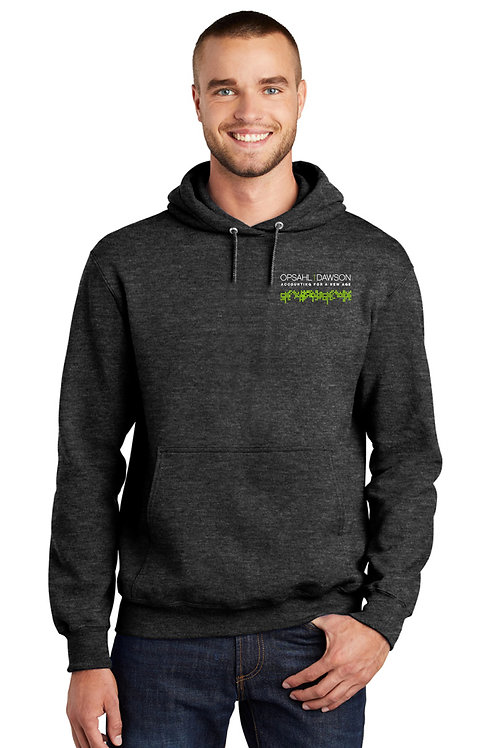 Adult Hoodie Front Crest