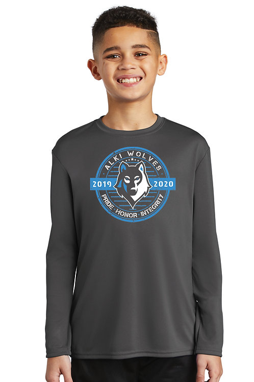 Youth SLICK Long-Sleeve Performance