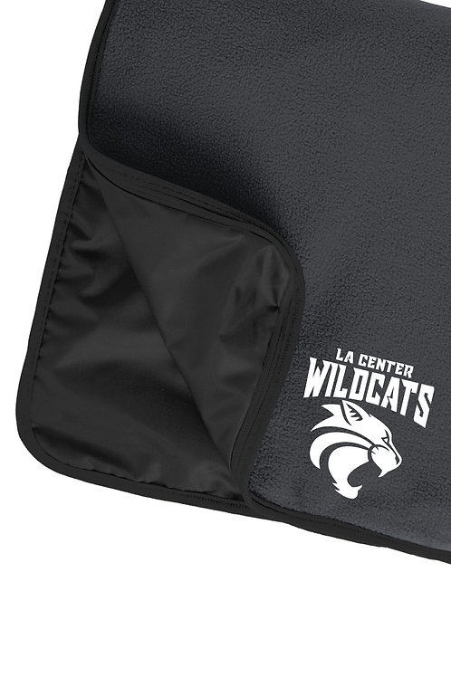 Wildcat Fleece Poly Blanket TB850-WCF